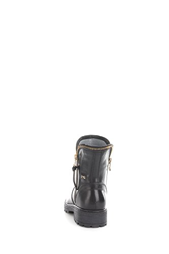 Girls A632022F Giardini Boots Ankle Black Nero xIq0pvTwv
