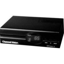 CHANNEL VISION CVT-1 Stereo-II Stereo Tabletop Digital RF Modulator (CHANNEL VISION CVT1STEREOII)