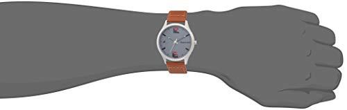 Fastrack Analog Grey Dial Men's Watch-3229SL01