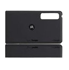 (OEM XT862 MOTOROLA DROID 3 BLACK BATTERY DOOR BACK COVER STANDARD)