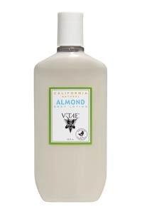 California Natural Almond Intensive Skincare V'TAE Parfum and Body Care 16 oz Lotion by V'TAE Parfum and Body Care