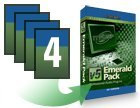 MCDSP Any 4 HD Plug-Ins to Emerald Pack HD (Emerald Pack Hd Plug In)