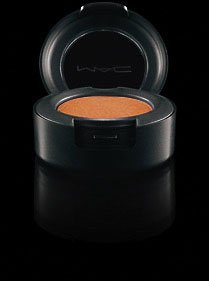 MAC Small Eye Shadow - Amber Lights - 1.5g/0.05oz (Best Mac Eyeshadows For Blue Eyes)