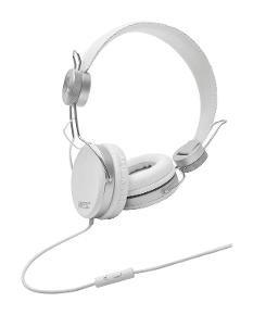 WESC 0007193001 Banjar Headphones with Mic, White