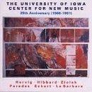 Joan La Barbara - Awakenings by University of Iowa Center for New Music (1994-12-29)