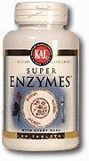 Kal Super Enzymes Tablets, 60 Count
