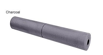 CRL Charcoal Aluminum 48'' Screen Wire - 100' Roll by CR Laurence