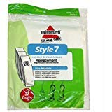 (BISSELL Style 7 Vacuum Bag, 32120 (2, A))