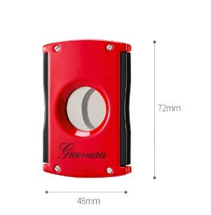 GUEVARA Cigar Cutter & Lighter 1-Set 6208A Torch Without Gas by Guevara (Image #3)