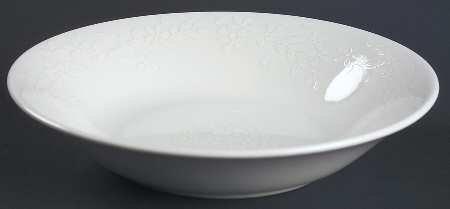 Pfaltzgraff Delicato ~(SET of 7) ~ Individual Pasta Bowls 8
