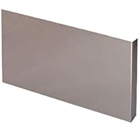 Par laterales para colgar menos Campana Cocina de aluminio S. 330 x 200: Amazon.es: Bricolaje y herramientas