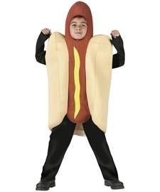 Food Fast Costume Dog (Hot Dog Kids Costume)