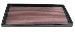K&N 33-2169 High Performance Replacement Air Filter