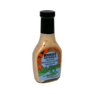Annie's Naturals Thousand Island Dressing 8 OZ (Pack of 48) by Annies Homegrow