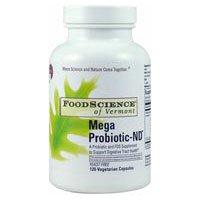 Food Science Labs Mega Probiotic Nd 120 Cap