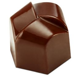 Chocolate Mold: Tangle 26x23mm x 21mm High, 21 Cavities