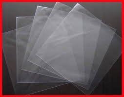 DLP Lot de 100 /étuis transparents en poly/éthyl/ène pour LP 33 tours