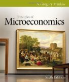 img - for Principles of Microeconomics 6th Edition by Mankiw, N. Gregory [Paperback] book / textbook / text book