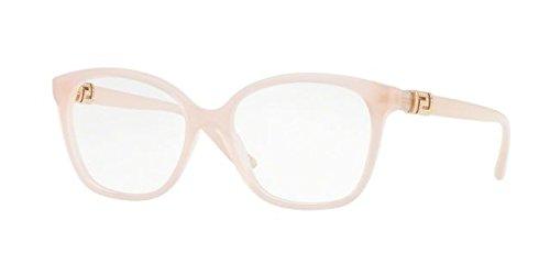 Versace Women's VE3235B Eyeglasses Opal Powder 52mm by Versace
