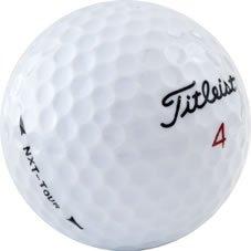 36 AAA+ Titleist NXT Tour Used Golf Balls
