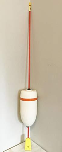 4' Mast/Mooring/Pick-up Buoy