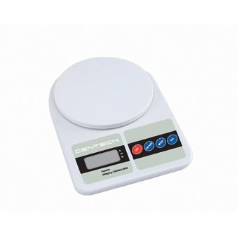 Digital Scale 11 lbs. or 5 kg with LCD Display and Sealed Buttons