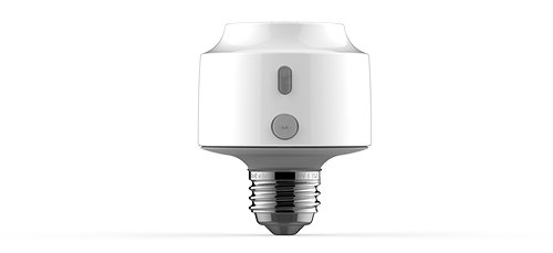 Opro9 iU9 Smart Lightbulb Socket - WiFi Light Bulb Adapter- Works with Apple HomeKit and Apple Siri Voice Control by O'PRO9 (Image #5)