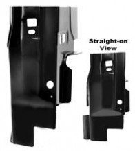 Tower Shock Brace Mustang - 71-73 Mustang Cowl Panel To Shock Tower Brace Lh