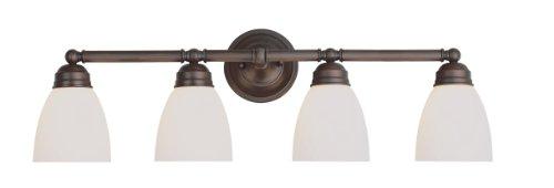 Trans Globe Lighting 3358 BN Indoor  Ardmore 30