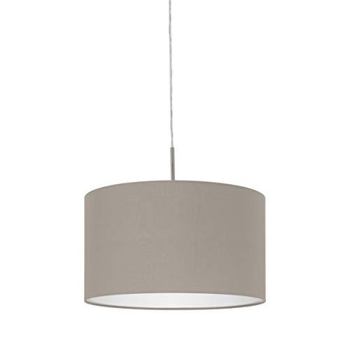 Eglo 31572 – Lámpara de techo, plata