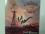 EARL GLEASON - windmill in the sunset NO LABEL - (CD) by earl gleason (0100-01-01)