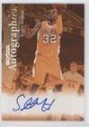 Scotty Hopson (Basketball Card) 2011-12 Fleer Retro - 1999-00 Autographics Design Autographs - Design Sh