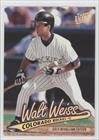 Walt Weiss (Baseball Card) 1997 Fleer Ultra - [Base] - Gold Medallion Edition #G190