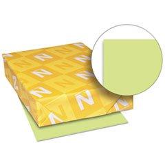 - Exact Brights Paper, 8 1/2 x 11, Bright Green, 50 lb, 500 Sheets/Ream
