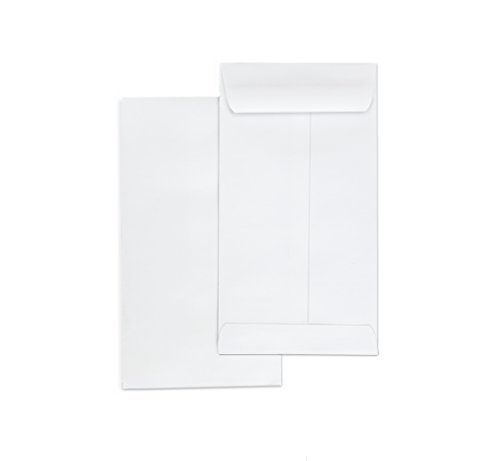 7 Coin Envelopes 28lb Heavy Paper-White Small Parts Envelope-Cash/Coin 7 3 1/2 x 6 1/2 500/Box (7 Coin White) ()