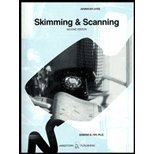 img - for Skimming and Scanning (Intermediate Level) book / textbook / text book