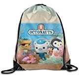 Drawstring Backpack Bag Octonauts ()