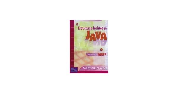 Estructura De Datos En Java Weiss Pdf