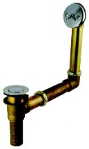 Waste & Overflow Trip Lever Drain by Universal Drain