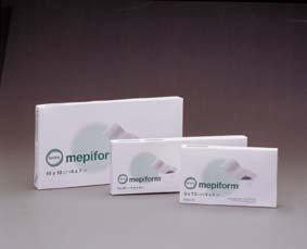 - Mepiform 2x3 Single Sheet by Molnlycke