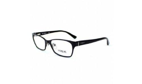 Vogue VO3816 Eyeglass Frames 352-5116 - Black VO3816-352-51