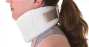 Cervical Collar Medium Firm Foam - 5