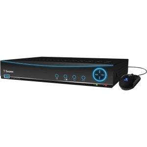 Swann DVR9-4200 Digital Video Recorder - 1 TB HDD - H.264 - 672 Hour Recording - Ethernet - HDMI - VGA - USB - SWDVR-94200H-US