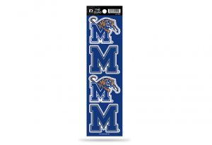 Rico NCAA Memphis Tigers Quad Decal