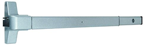 Door Exit Devices - Push Bar Panic Exit Device Aluminum