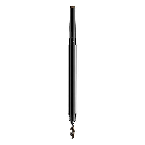 NYX PROFESSIONAL MAKEUP Precision Eyebrow Pencil, Ash Brown