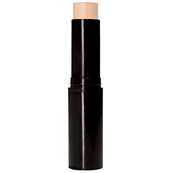 Powder Stick Foundation - Foundation Stick Broad Spectrum SPF 15 - Creme Foundation Full Coverage Makeup Base - Goes On Creamy And Transforms to A Matte Powder Finish -Great For All Skin Types (Natural Beige)