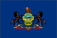 Pennsylvania State Flag 3x5 New Large Flags US PA - Store State Pa