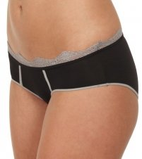 Diesel Women's Celebrity Brief Panty Underwear 00CPB600AWL