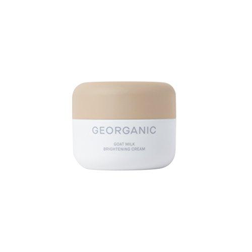 [GEORGANIC] Best Goat Milk Brightening Cream (75% Goat Milk Extract – Natural, Organic – Premium K-Beauty)